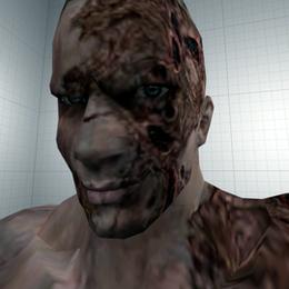 Resident Evil - Mutated Jack Krauser