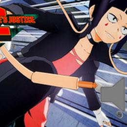 Kyoka Jiro Audios - My Hero One's Justice 2