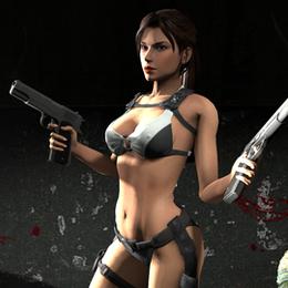 Lara Croft bikini (TRU)