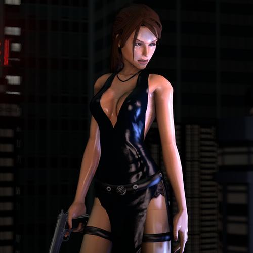 Thumbnail image for Lara Croft - Ripped Dress (Tomb Raider : Legend)