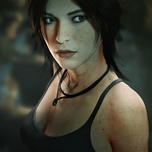 Thumbnail image for Lara Croft Voice Files from TR(2013)