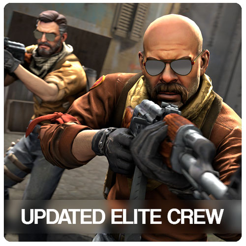 Thumbnail image for CSGO | Updated CSGO Elite Crew