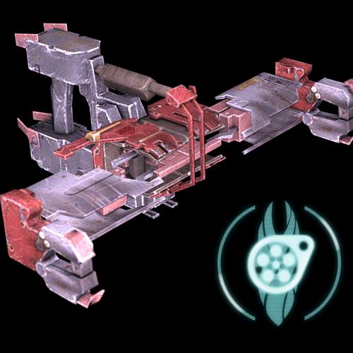 Thumbnail image for Dead Space 2 - IM-822 Handheld Ore Cutter Line Gun