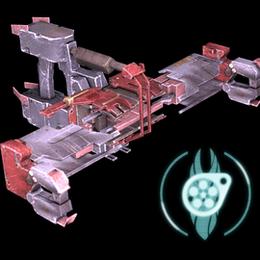 Dead Space 2 - IM-822 Handheld Ore Cutter Line Gun