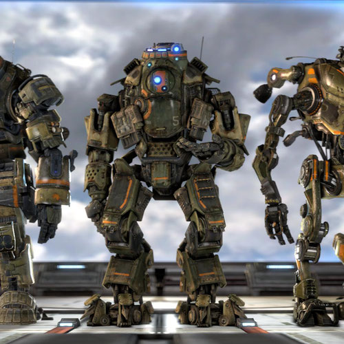 Thumbnail image for [Titanfall] Ogre, Atlas, and Stryder