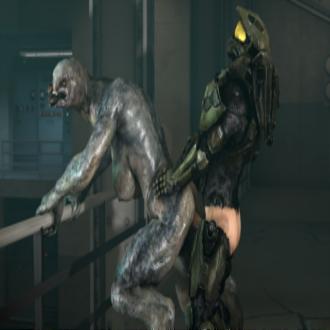 Thumbnail image for Halo 4 Semi Nude Master Chief V2
