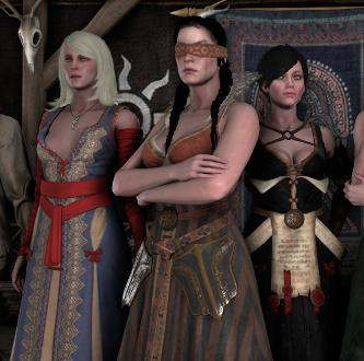 Thumbnail image for The Witcher 3: Lodge of Sorceresses