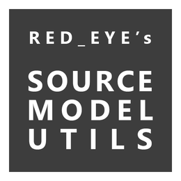 [BLENDER] Source Model Tools