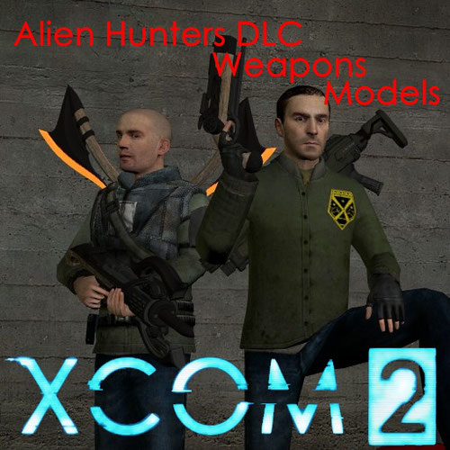 Thumbnail image for Alien Hunters DLC Weapons (XCOM 2)