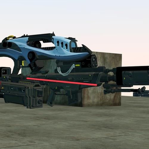 Thumbnail image for XCOM and Aliens Weapons Models V2 (XCOM 2)