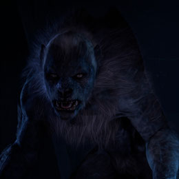 Lycan - The Order 1886