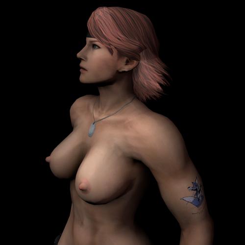 Thumbnail image for Meryl Nude MGS4