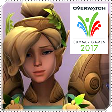 Thumbnail image for Mercy Victory Skin [Overwatch]