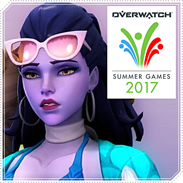 Thumbnail image for Widowmaker Coted'Azur [Overwatch]