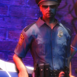 Thumbnail image for Generic Male Cop