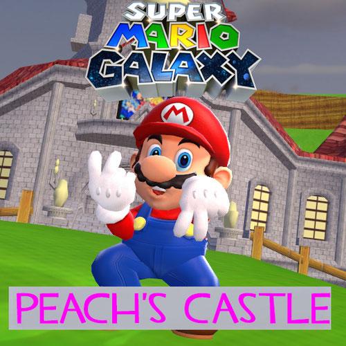 Thumbnail image for Super Mario Galaxy - Peach's Castle