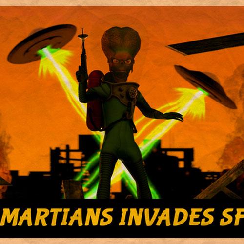 Thumbnail image for Mars Attacks martian