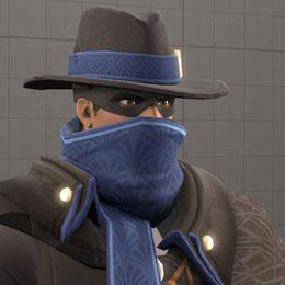 [Overwatch] McCree (Mystery Man/Vigilante)