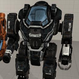 Mass Effect 3 Mech