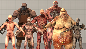 Thumbnail image for Killing Floor 2 - Zeds Pack Complete