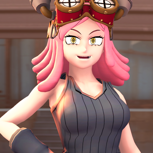 Thumbnail image for My Hero Academia: Mei Hatsume pack
