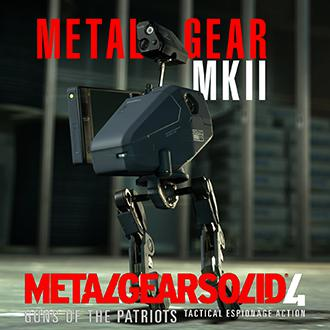 Thumbnail image for Metal Gear MKII - Metal Gear Solid 4