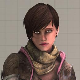 Moira Burton - Survivor