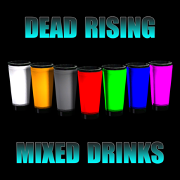Dead Rising Mixed Drinks Tumbler