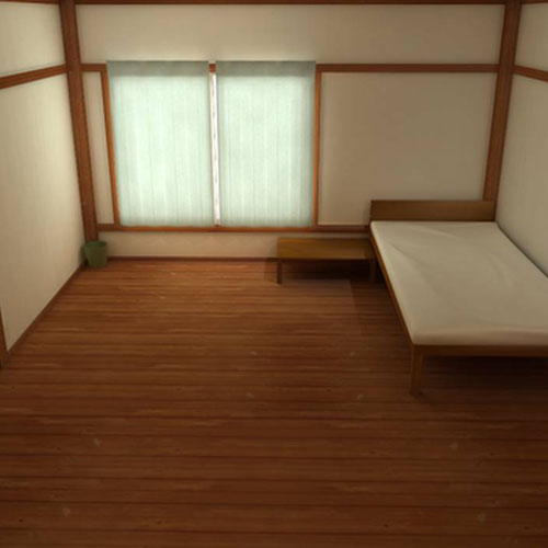 Thumbnail image for Japanese Bedroom