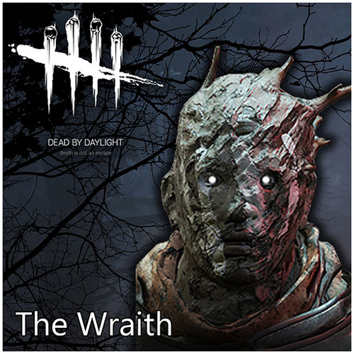 Thumbnail image for The Wraith [Dead By Daylight]