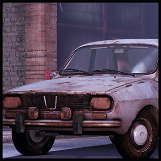 Thumbnail image for PUBG - Dacia car