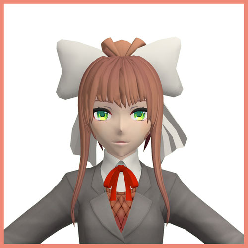 Thumbnail image for Monika - Doki Doki Literature Club