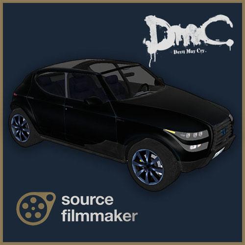 Thumbnail image for Kat car [DMC Devil May Cry]
