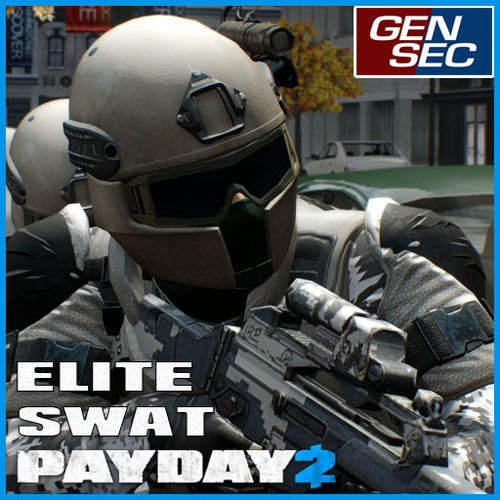 Thumbnail image for Elite SWAT 3 in 1 (Payday 2)