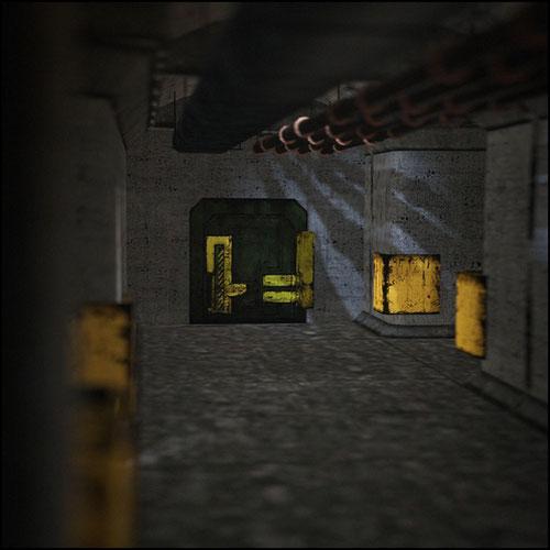 Thumbnail image for Halo 3 - Crow's Nest Hallway
