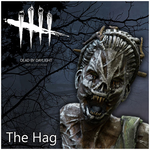 Thumbnail image for Hag / Witch [Dead By Daylight]