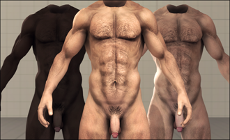 Thumbnail image for Ultimate Male Body