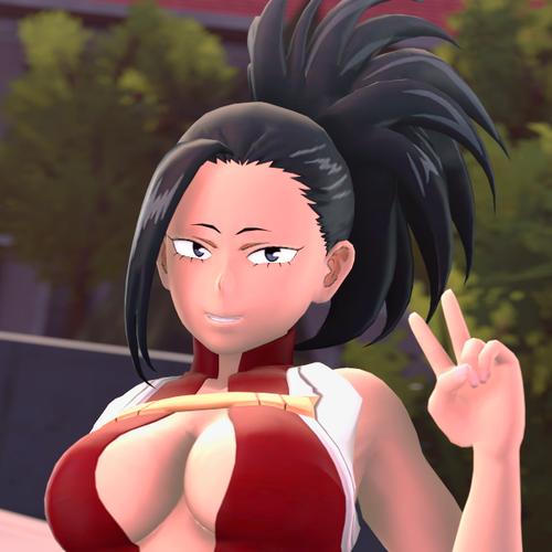 Thumbnail image for My Hero Academia: Momo Yaoyorozu Pack