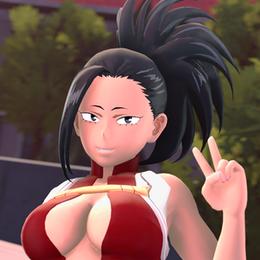 My Hero Academia: Momo Yaoyorozu Pack
