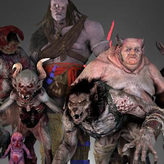 Thumbnail image for The Witcher 3: Wild Hunt Monster Pack 2