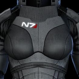 N7 Armor (Female)