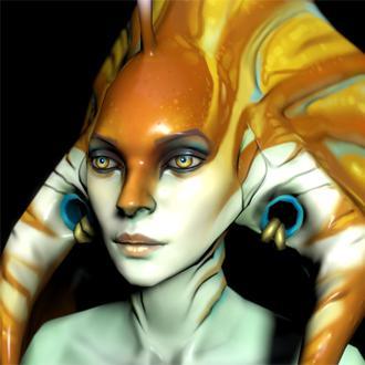 Thumbnail image for Naga Siren [ Dota 2 ]