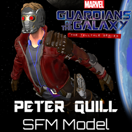 Guardians of the Galaxy - Peter Quill