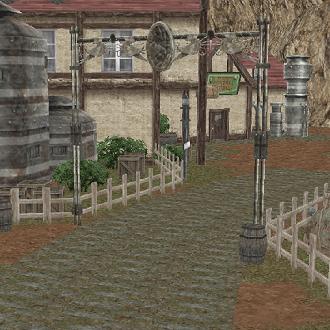 Thumbnail image for Nibelheim - Final Fantasy 7 Crisis Core