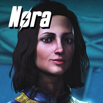 SFMLab • Fallout 4 - Nora