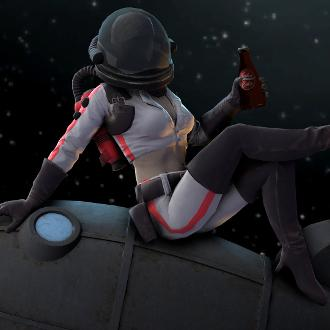 Thumbnail image for Fallout 4 - Nuka Girl Outfit