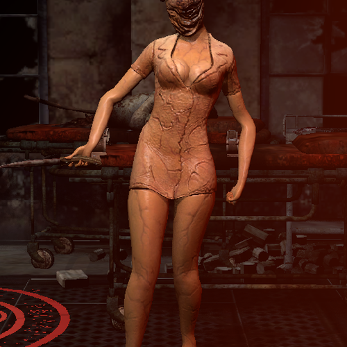 Thumbnail image for Silent Hill 5: Nurse (update 1)