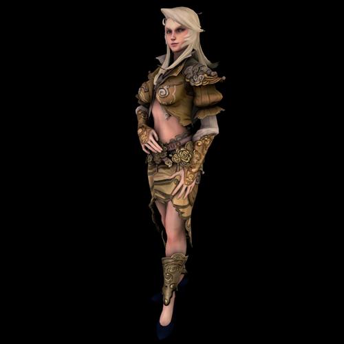 Thumbnail image for Olga Azura Wrath Nude