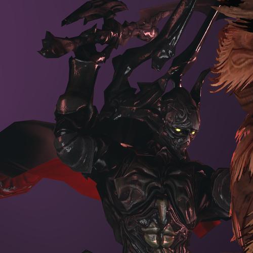 Thumbnail image for Odin and Sleipnir (FFXIV)