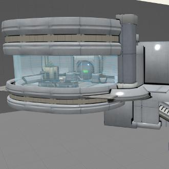 Thumbnail image for Illium Office - Mass Effect 2